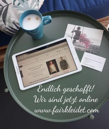 Fairkleidet_ist_online!
